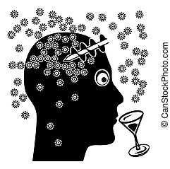 Alcohol and Brain Damage