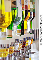 Alcohol bottles - Alcohol bottles