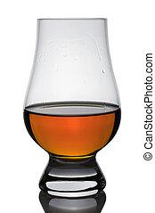 alcohol, en, vidrio
