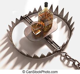 Alcohol Trap