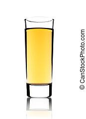 alcohol, vidrio