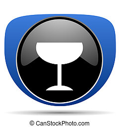 Alcohol web icon