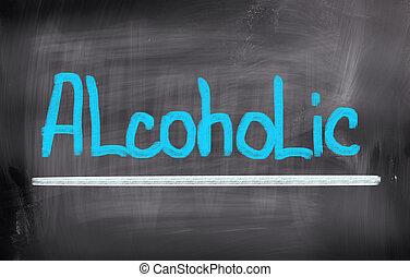 Alcoholic Concept