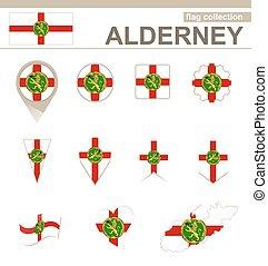 Alderney Flag Collection