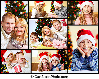 alegría, navidad