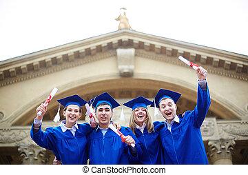 alegre, graduados