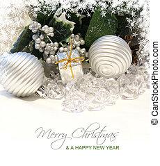 alegre, navidad, Plano de fondo