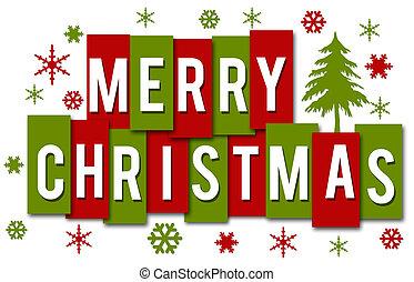 alegre, rayas, navidad, rojo verde