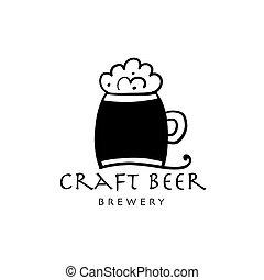 alehouse, bar, taproom, cerveza, compañía, dramshop, plantilla, beerhouse, casa, logotipo, barra, cervecería, restaurante, taberna, industria cervecera, diseño