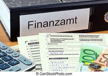 alemán, declaración de ingresos, ingresos