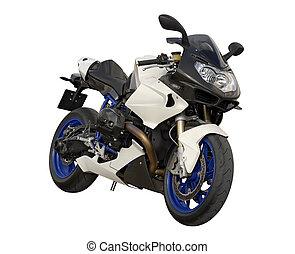 alemán, moto