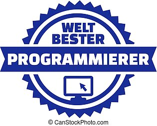 alemão, mundos, programador, melhor