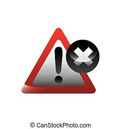 alert sign icon