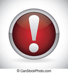 alert symbol design - alert symbol graphic design , vector ...