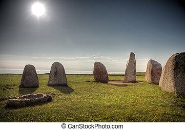 Ale\\\\\\\'s stones (Ales Stena - Ale\\\\\\\'s Stones (Ales...