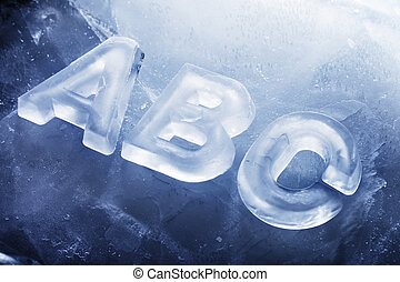 alfabet, kylig