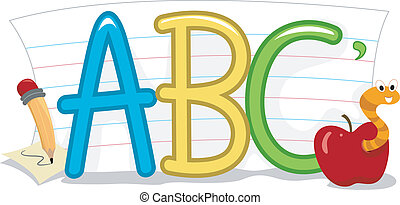 alfabet, opleiding