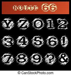 alfabet, z, grunge, y