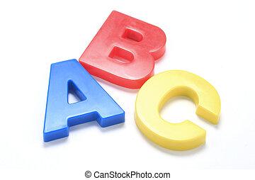 alfabeti, abc