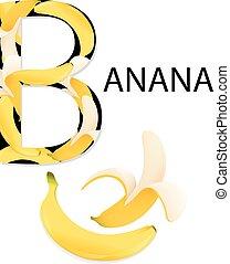alfabeto, b, lettera