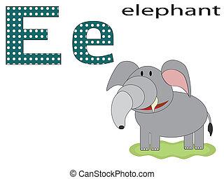alfabeto, bambini