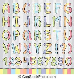 alfabeto