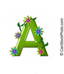 alfabeto, wonderland