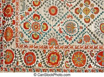 alfombra, patrón