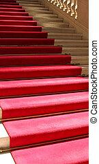alfombra roja