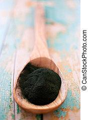 algae powder spirulina - organic spirulina algae powder in...