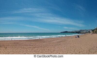 Algarve - Albufeira fishermen beach - Albufeira fishermen...