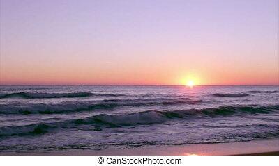 Algarve - Dunas Douradas Sunset - Timelapse Sunset at Dunas...