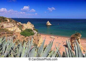 Algarve landscape, Portugal