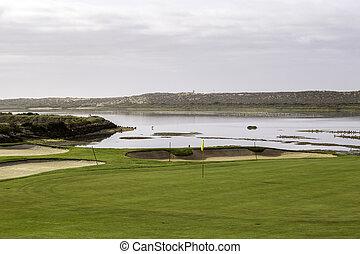 Algarve QDL landscape at Ria Formos