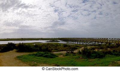 Algarve QDL Ria Formosa Timelapse