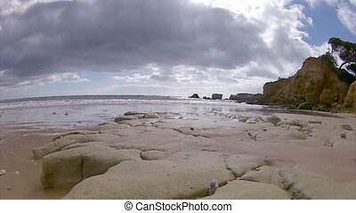 Algarve - St Eulalia Beach Pan Time - Algarve - Western...
