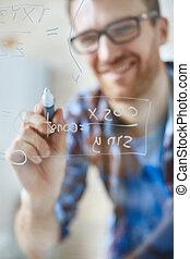 algebraic, formule