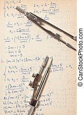 algebral, équations