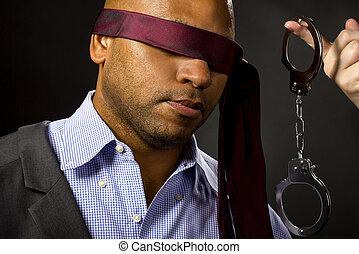 algemas, blindfolded, bdsm, namorado