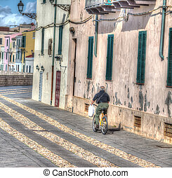 alghero by bike
