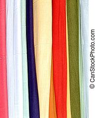 algodão, scarves