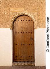 alhambra, 門