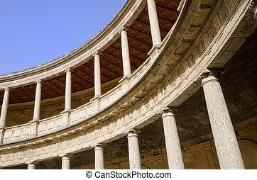 alhambra, charles, quinte, palais