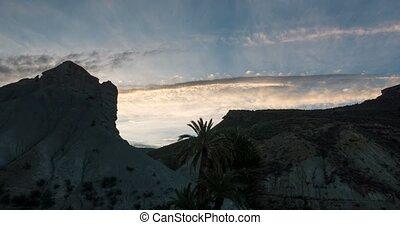 alhamilla, FEHLER, Nacht, Andalusien, Zeit,  Sierra, Tag, Spanien