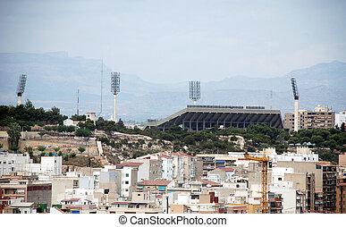 alicante, estadio, fútbol