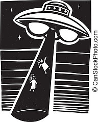 Alien Abduction Night