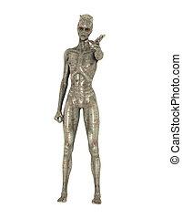alien  - image of alien