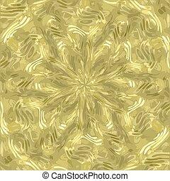 Alien fluid metal vector texture