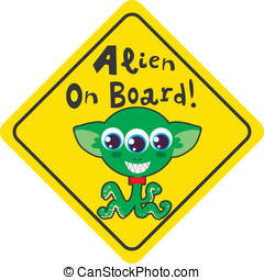 Alien on Board