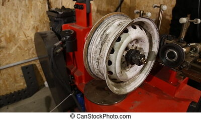 alignment automotive disc
